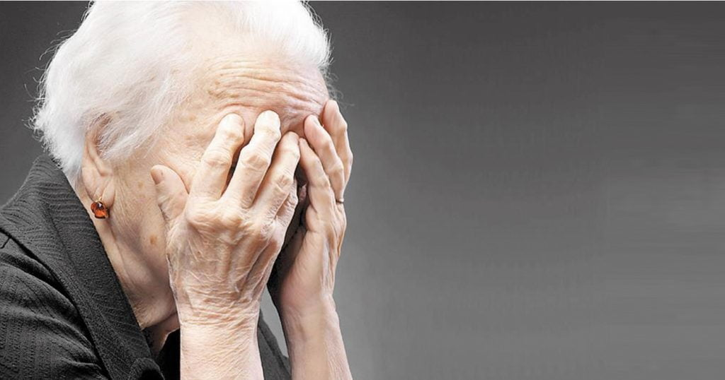 delirios y alucinaciones en los mayores