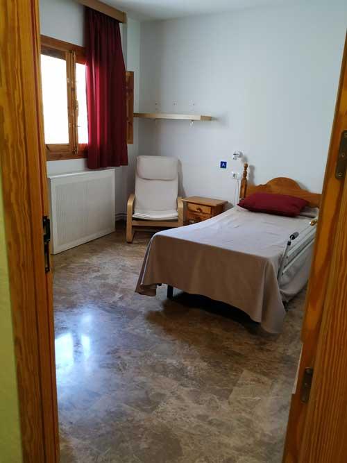 residencia-de-mayores-en-granada-dormitorio